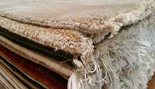 Raleigh Area Rug Restoration and Repair Services